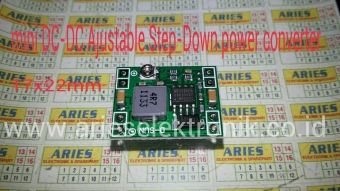 dc to dc mini step down (pembelian max 12pcs)