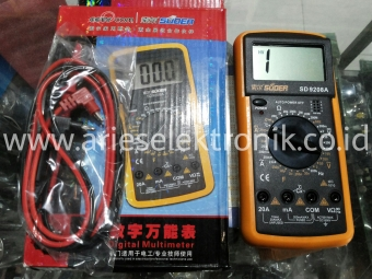 MULTIMETER SOUER SD9208A