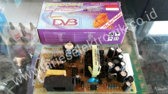 Regulator DVB VISERO 01