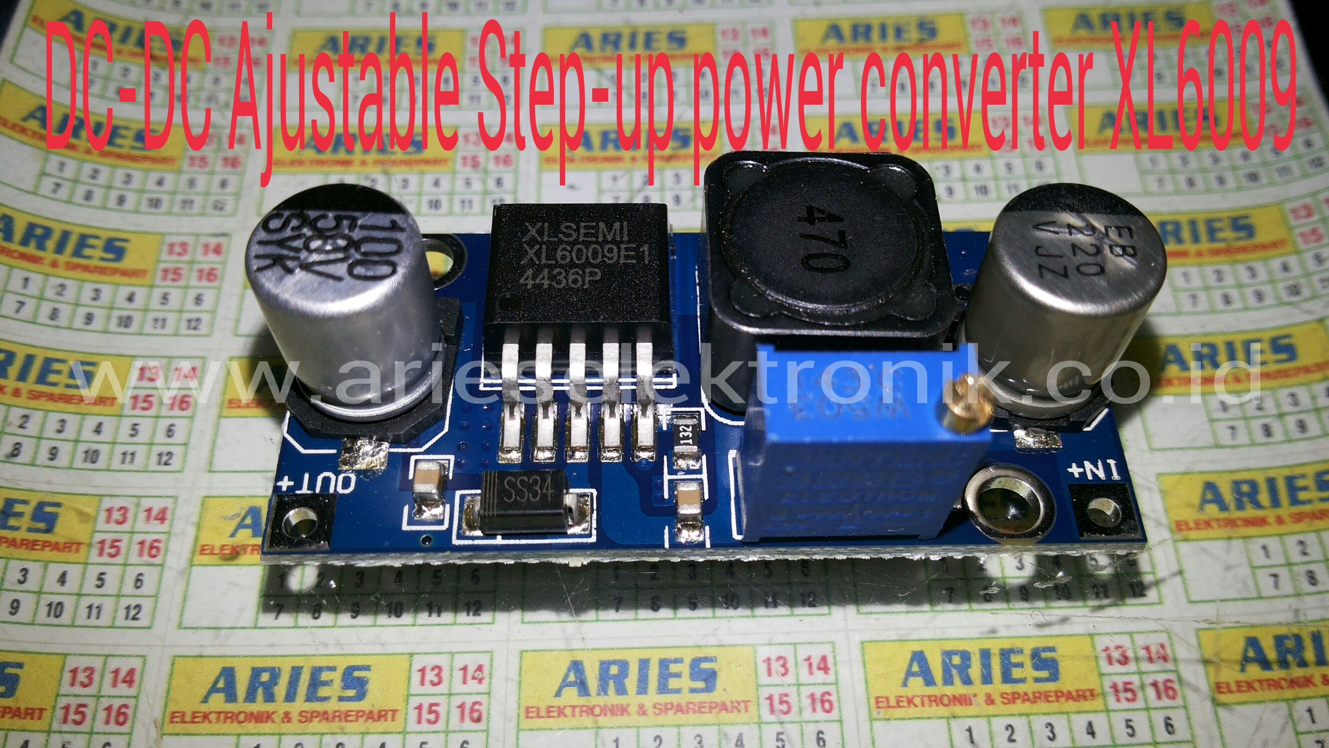 converter dc to dc step up